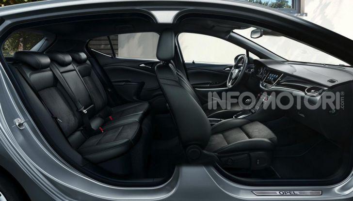 [VIDEO] Opel Astra 2019, prova su strada: nuovi motori, restyling e tecnologia - Foto 14 di 30
