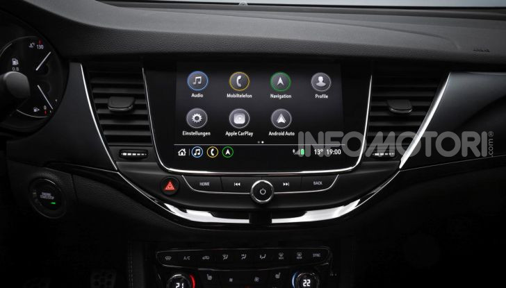 [VIDEO] Opel Astra 2019, prova su strada: nuovi motori, restyling e tecnologia - Foto 12 di 30