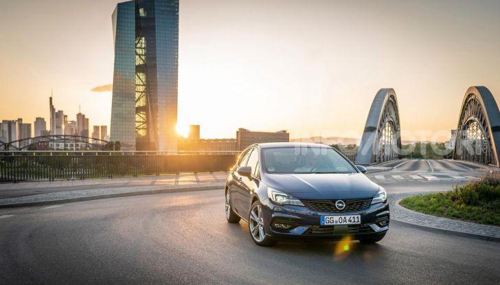 [VIDEO] Opel Astra 2019, prova su strada: nuovi motori, restyling e tecnologia - Foto 5 di 30