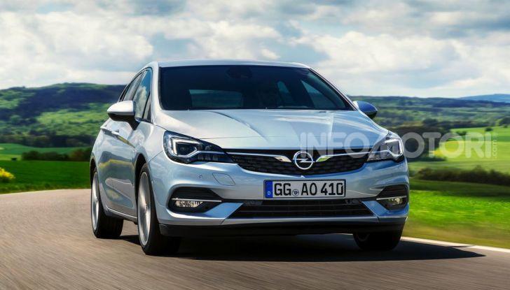 [VIDEO] Opel Astra 2019, prova su strada: nuovi motori, restyling e tecnologia - Foto 28 di 30