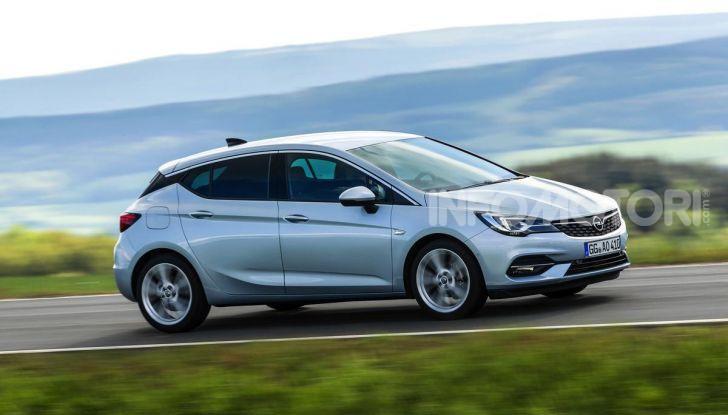 [VIDEO] Opel Astra 2019, prova su strada: nuovi motori, restyling e tecnologia - Foto 26 di 30