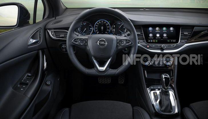 [VIDEO] Opel Astra 2019, prova su strada: nuovi motori, restyling e tecnologia - Foto 25 di 30