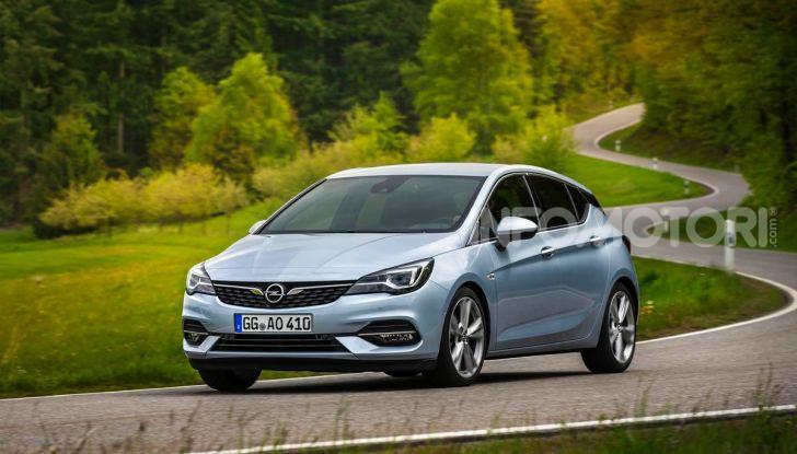 [VIDEO] Opel Astra 2019, prova su strada: nuovi motori, restyling e tecnologia - Foto 24 di 30