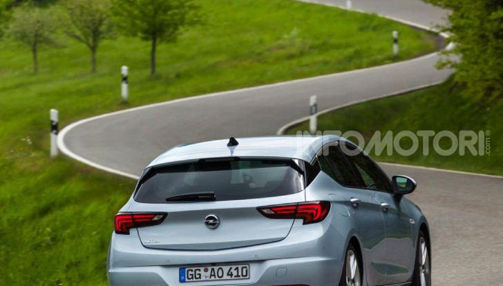 [VIDEO] Opel Astra 2019, prova su strada: nuovi motori, restyling e tecnologia - Foto 23 di 30