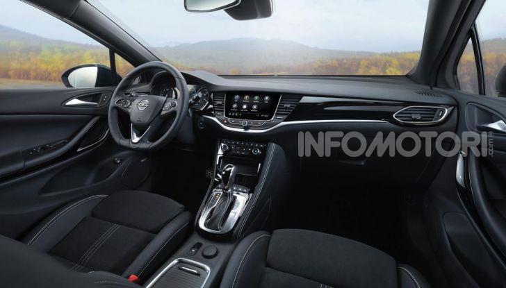 [VIDEO] Opel Astra 2019, prova su strada: nuovi motori, restyling e tecnologia - Foto 22 di 30