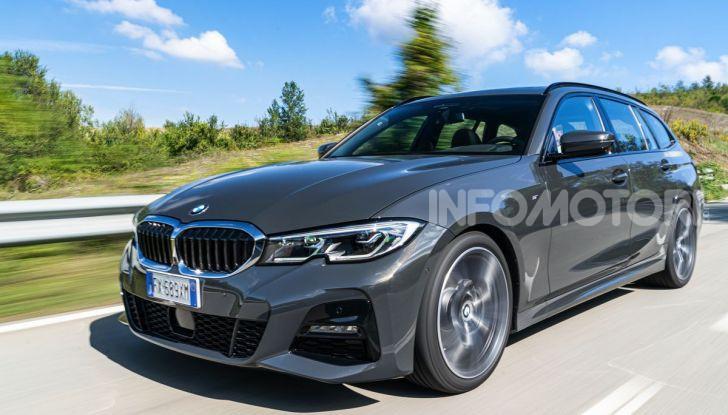 [VIDEO] Prova su strada nuova BMW Serie 3 Touring: La regina è tornata! - Foto 5 di 35