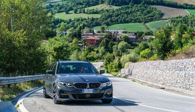 [VIDEO] Prova su strada nuova BMW Serie 3 Touring: La regina è tornata!
