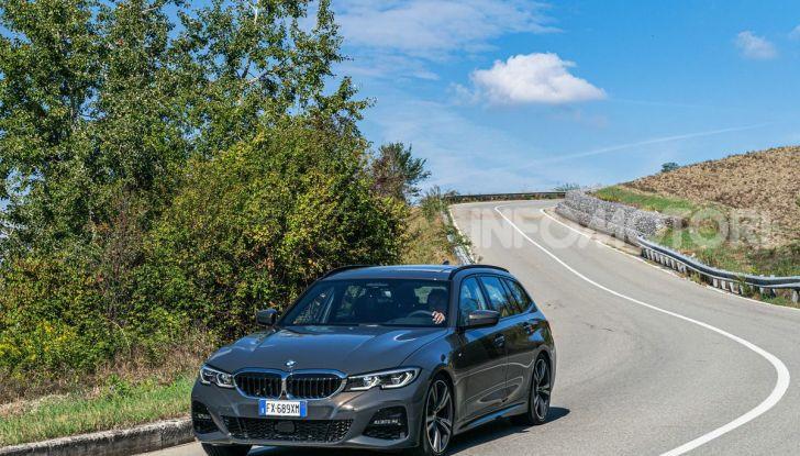 [VIDEO] Prova su strada nuova BMW Serie 3 Touring: La regina è tornata! - Foto 29 di 35