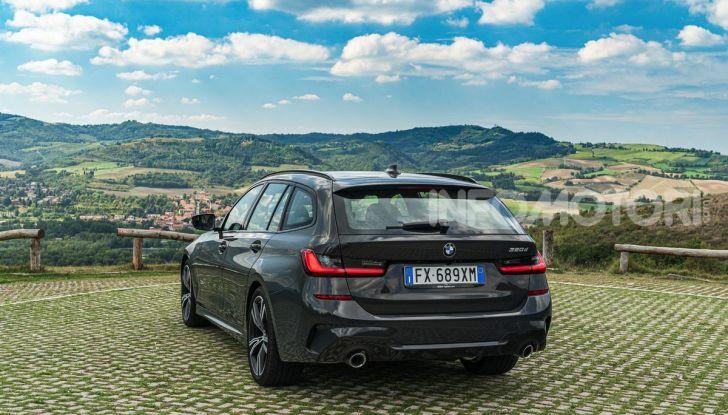 [VIDEO] Prova su strada nuova BMW Serie 3 Touring: La regina è tornata! - Foto 23 di 35