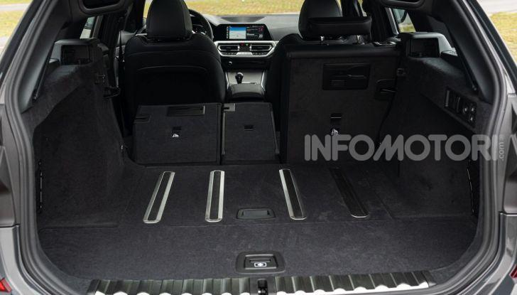 [VIDEO] Prova su strada nuova BMW Serie 3 Touring: La regina è tornata! - Foto 21 di 35