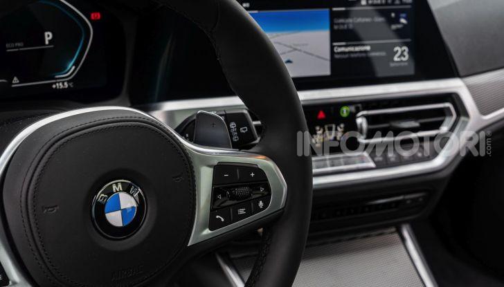 [VIDEO] Prova su strada nuova BMW Serie 3 Touring: La regina è tornata! - Foto 20 di 35