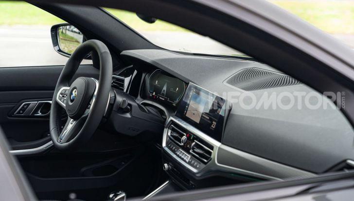 [VIDEO] Prova su strada nuova BMW Serie 3 Touring: La regina è tornata! - Foto 19 di 35