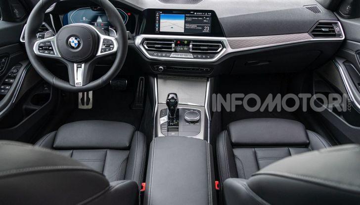 [VIDEO] Prova su strada nuova BMW Serie 3 Touring: La regina è tornata! - Foto 18 di 35