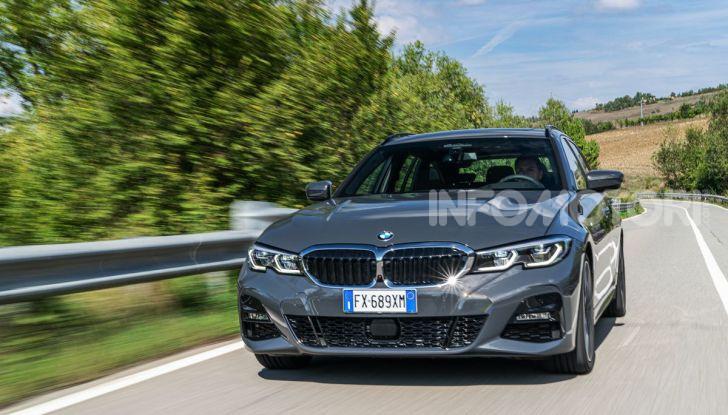 [VIDEO] Prova su strada nuova BMW Serie 3 Touring: La regina è tornata! - Foto 33 di 35