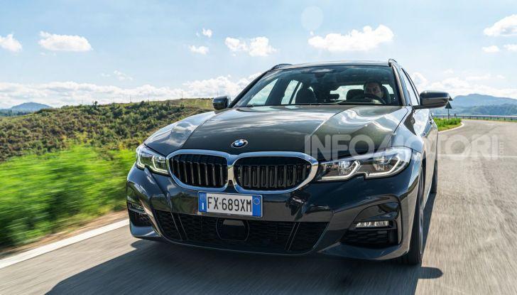 [VIDEO] Prova su strada nuova BMW Serie 3 Touring: La regina è tornata! - Foto 32 di 35
