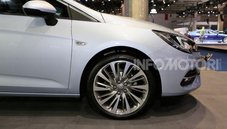 Opel Astra 2020: molto aerodinamica e tutta nuova - Foto 4 di 13