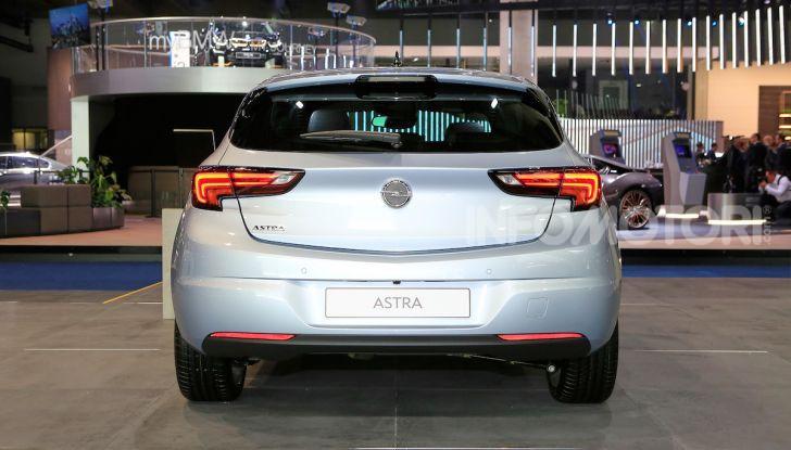 Opel Astra 2020: molto aerodinamica e tutta nuova - Foto 7 di 13