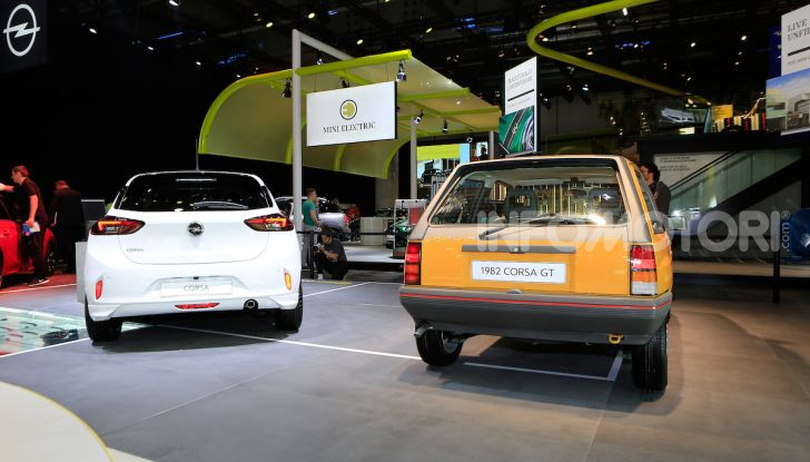 Nuova Opel Corsa 2019, motori e prezzi - Foto 10 di 12