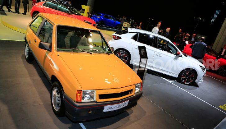 Nuova Opel Corsa 2019, motori e prezzi - Foto 11 di 12