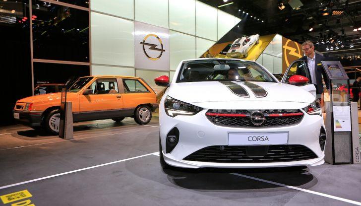 Nuova Opel Corsa 2019, motori e prezzi - Foto 12 di 12