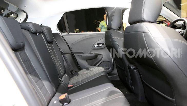Nuova Opel Corsa 2019, motori e prezzi - Foto 6 di 12
