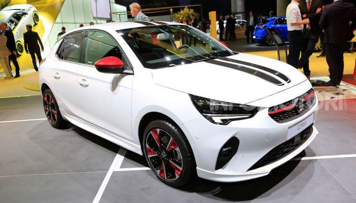 Nuova Opel Corsa 2019, motori e prezzi - Foto 1 di 12