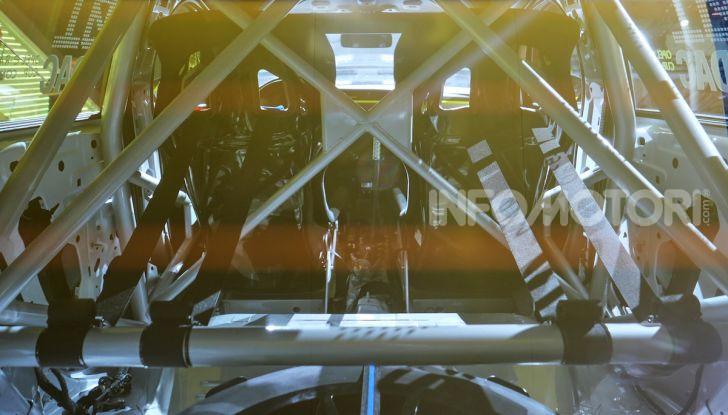 Opel Corsa-e, la prima auto da rally elettrica - Foto 17 di 17