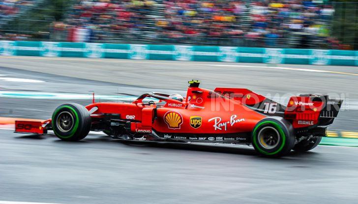 F1 2019, GP d'Italia: Leclerc infiamma Monza e centra la quarta pole della carriera davanti alle Mercedes - Foto 10 di 103