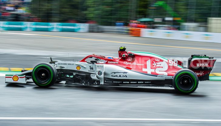 F1: l'Autodromo di Monza diventa un cinema drive-in - Foto 55 di 103