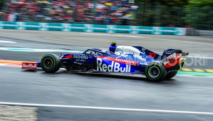 F1 2019, GP d'Italia: Leclerc si impone nelle prove libere di Monza davanti a Hamilton e Vettel - Foto 43 di 103
