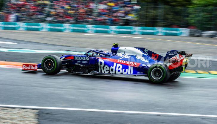 F1 2019, GP d'Italia: Leclerc infiamma Monza e centra la quarta pole della carriera davanti alle Mercedes - Foto 43 di 103