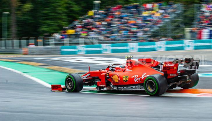 F1 2019, GP d'Italia: back-to-back di Leclerc a Monza, la Ferrari torna in vetta dopo nove anni di astinenza - Foto 8 di 103
