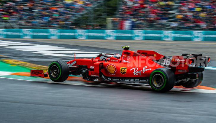 F1 2019, GP d'Italia: Leclerc infiamma Monza e centra la quarta pole della carriera davanti alle Mercedes - Foto 9 di 103