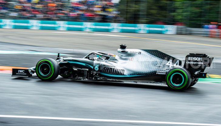 F1 2019, GP d'Italia: Leclerc si impone nelle prove libere di Monza davanti a Hamilton e Vettel - Foto 21 di 103