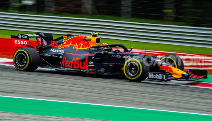 F1 2019, GP d'Italia: back-to-back di Leclerc a Monza, la Ferrari torna in vetta dopo nove anni di astinenza - Foto 25 di 103