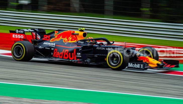 F1: l'Autodromo di Monza diventa un cinema drive-in - Foto 25 di 103
