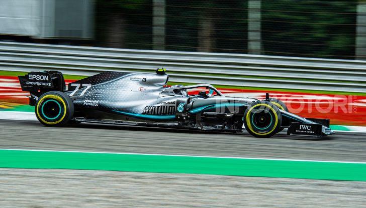 F1 2019, GP d'Italia: Leclerc infiamma Monza e centra la quarta pole della carriera davanti alle Mercedes - Foto 24 di 103