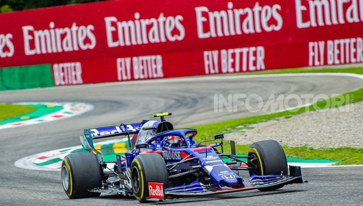 F1 2019, GP d'Italia: back-to-back di Leclerc a Monza, la Ferrari torna in vetta dopo nove anni di astinenza - Foto 36 di 103