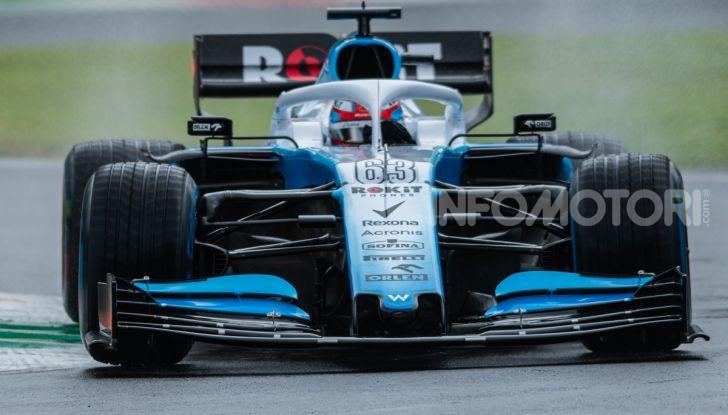 F1 2019, GP d'Italia: Leclerc infiamma Monza e centra la quarta pole della carriera davanti alle Mercedes - Foto 44 di 103