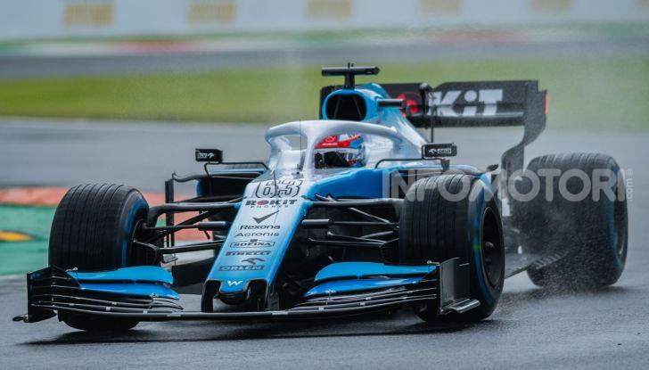 F1 2019, GP d'Italia: Leclerc si impone nelle prove libere di Monza davanti a Hamilton e Vettel - Foto 45 di 103