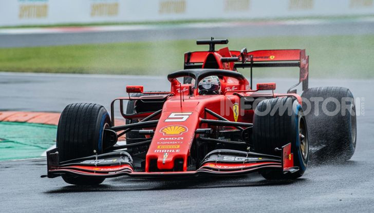 F1: l'Autodromo di Monza diventa un cinema drive-in - Foto 15 di 103