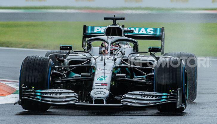 F1: l'Autodromo di Monza diventa un cinema drive-in - Foto 19 di 103