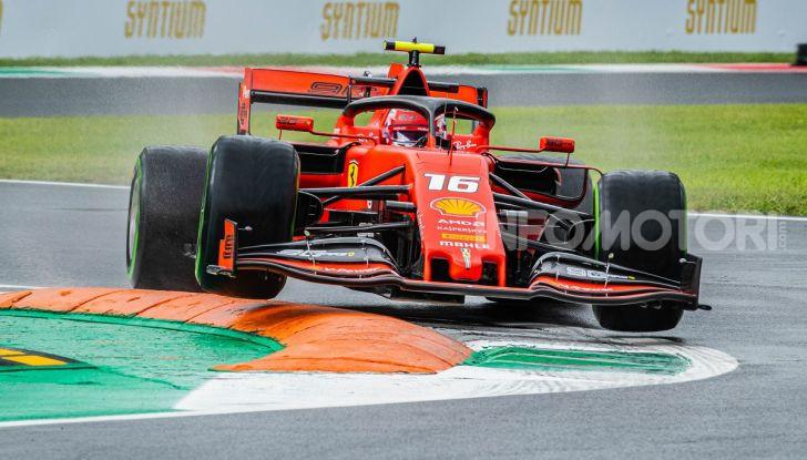 F1 2019, GP d'Italia: back-to-back di Leclerc a Monza, la Ferrari torna in vetta dopo nove anni di astinenza - Foto 1 di 103