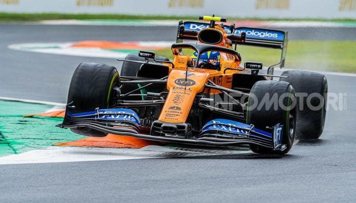 F1: l'Autodromo di Monza diventa un cinema drive-in - Foto 30 di 103