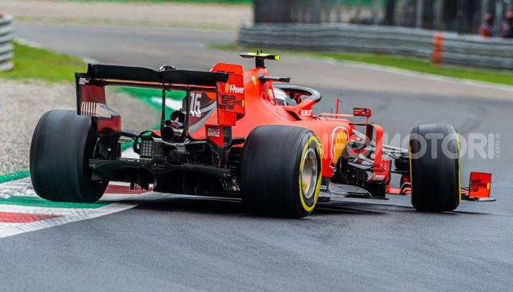 F1 2019, GP d'Italia: Leclerc infiamma Monza e centra la quarta pole della carriera davanti alle Mercedes - Foto 2 di 103