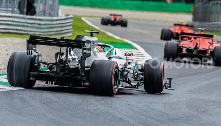 F1: l'Autodromo di Monza diventa un cinema drive-in - Foto 20 di 103