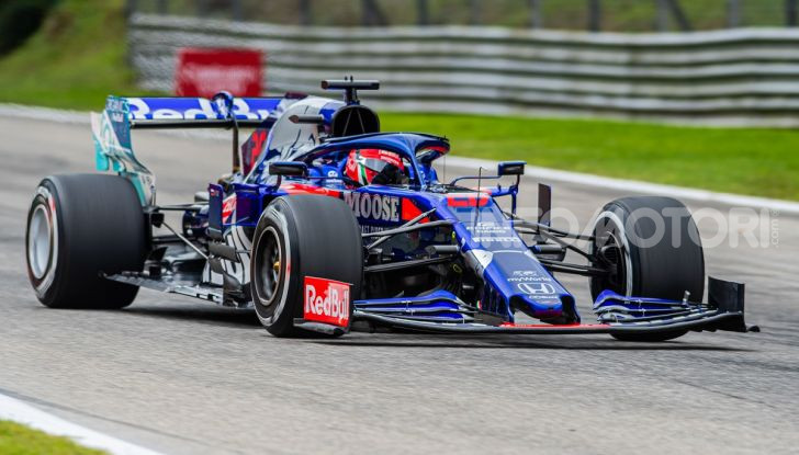 F1: l'Autodromo di Monza diventa un cinema drive-in - Foto 37 di 103