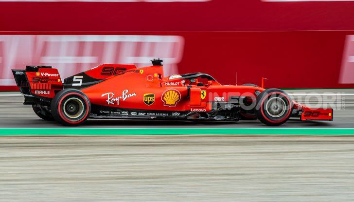 F1 2019, GP d'Italia: Leclerc si impone nelle prove libere di Monza davanti a Hamilton e Vettel - Foto 16 di 103