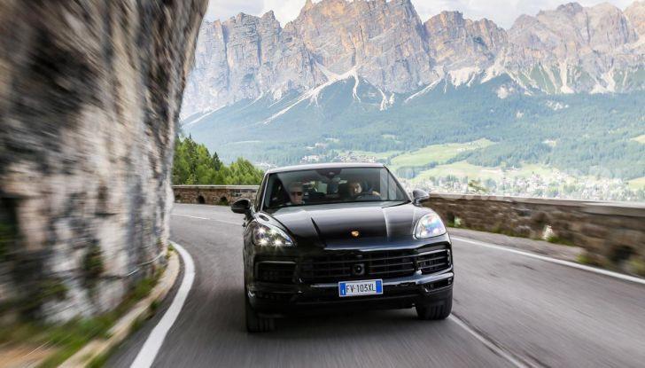 [VIDEO] Prova Porsche Cayenne Coupè 2019: il SUV sportivo ed elegante - Foto 15 di 25