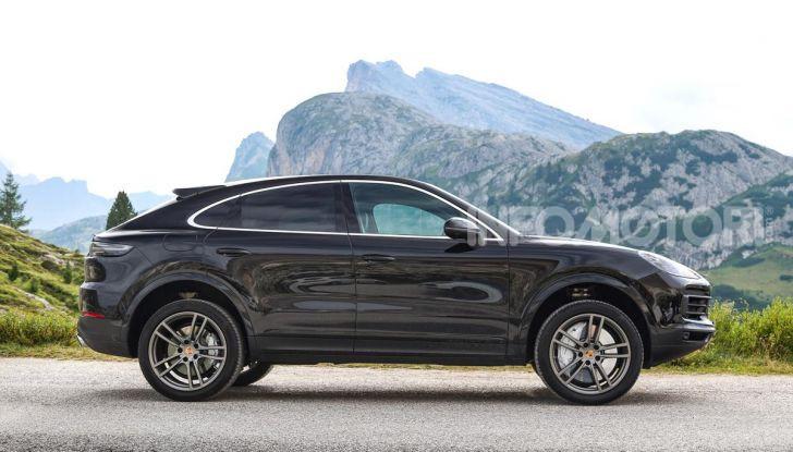 [VIDEO] Prova Porsche Cayenne Coupè 2019: il SUV sportivo ed elegante - Foto 9 di 25